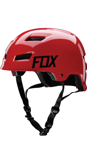 Fox Transition Hardshell Helmet Men red